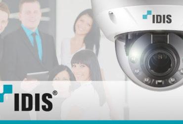 Vigilancia de Personas y Objetos con Cámaras Térmicas IDIS